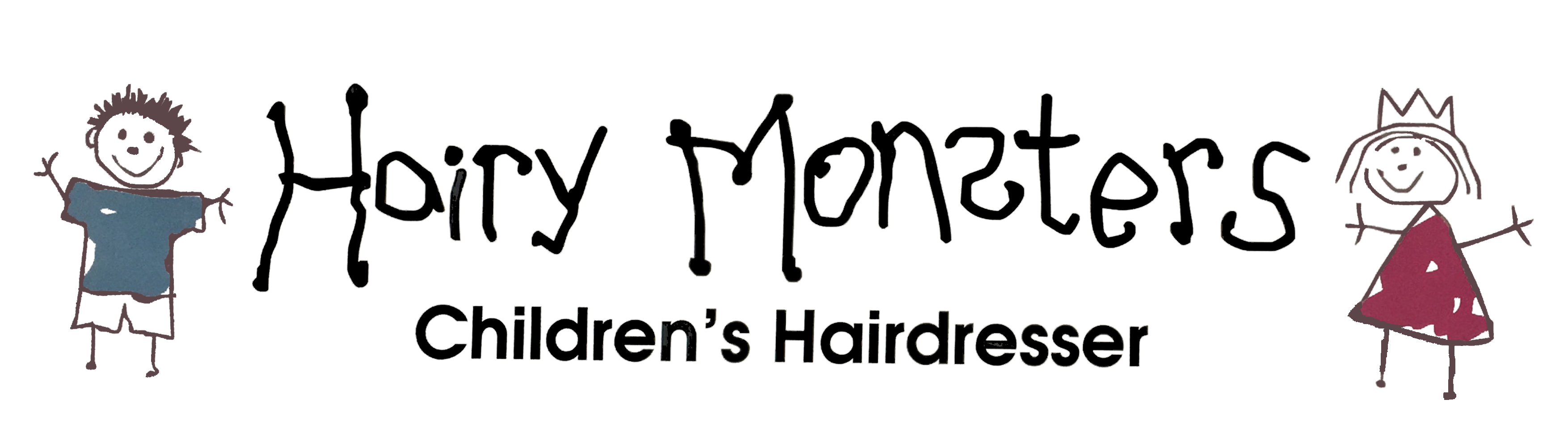 Hairy Monsters Logo